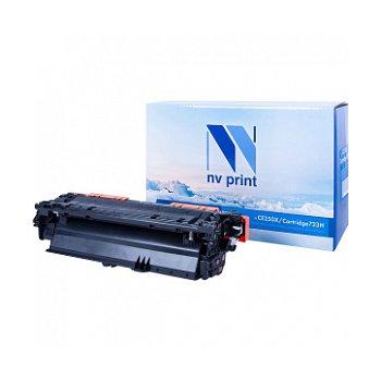 Картридж NVP совместимый NV-CE250X/NV-723H Black