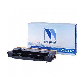 Картридж NVP совместимый NV-KX-FAT431A7