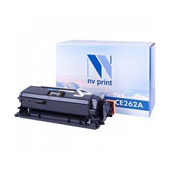 Картридж NVP совместимый NV-CE262A Yellow