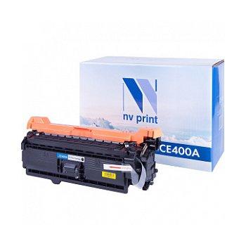 Картридж NVP совместимый NV-CE400A Black