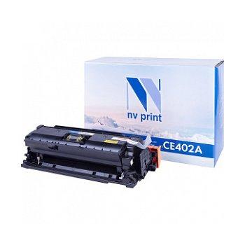 Картридж NVP совместимый NV-CE402A Yellow