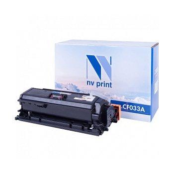Картридж NVP совместимый NV-CF033A Magenta