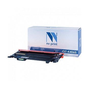 Картридж NVP совместимый NV-CLT-K406S Black