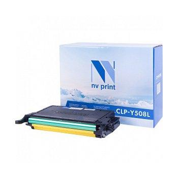 Картридж NVP совместимый NV-CLT-Y508L Yellow