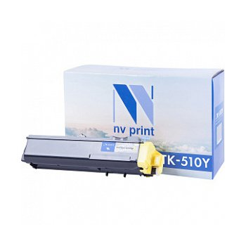 Картридж NVP совместимый NV-TK-510 Yellow