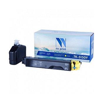Картридж NVP совместимый NV-TK-5150 Yellow