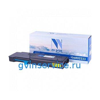 NVP совместимый NV-106R02233 Cyan