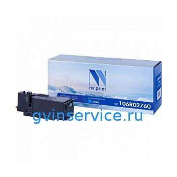 Картридж NVP совместимый NV-106R02760 Cyan