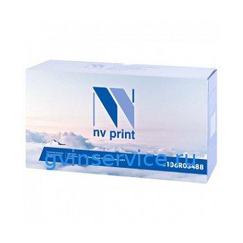 Картридж NVP совместимый NV-106R03488 Black
