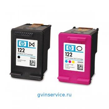 Картридж HP 122 Black/Tri-color