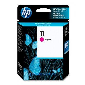 Картридж HP 11 Magenta