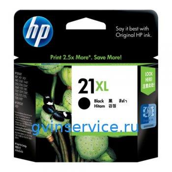 Картридж HP 21XL Black