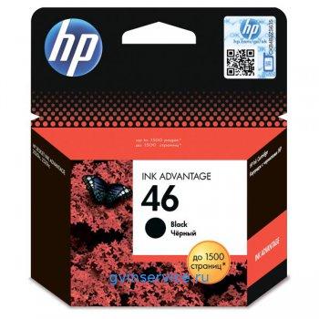 Картридж HP 46 Black