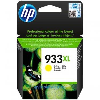 Картридж HP 933XL Yellow
