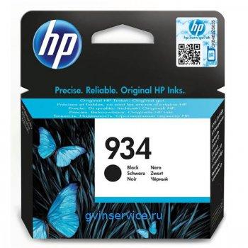 Картридж HP 934 Black