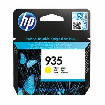 Картридж HP 935 Yellow