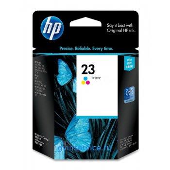 Картридж HP 23 Tri-colour