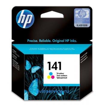 Картридж HP 141 Tri-colour