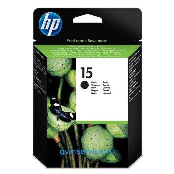 Картридж HP 15 Black