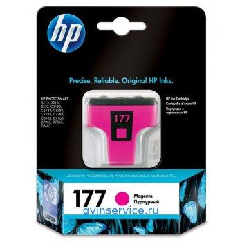 Картридж HP 177 Magenta