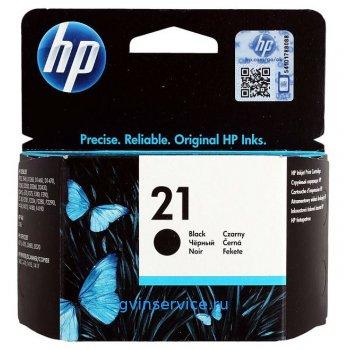 Картридж HP 21 Black