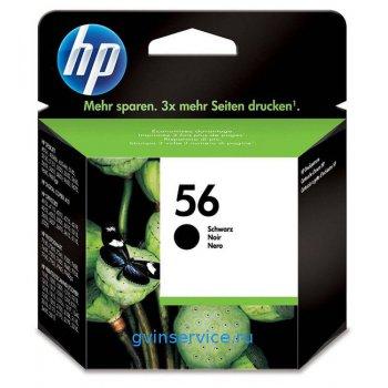 Картридж HP 56 Black