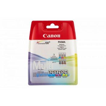 Картридж Canon CLI-521C/M/Y MULTIPACK