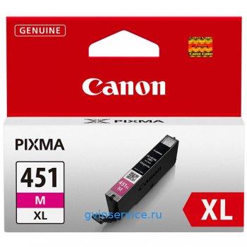 Картридж Canon CLI-451XL Magenta