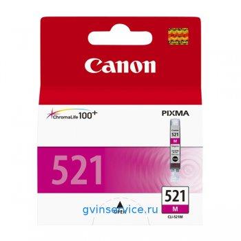 Картридж Canon CLI-521 Magenta