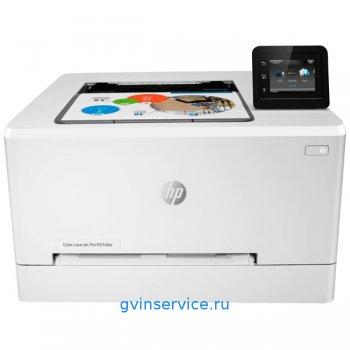 Цветной лазерный принтер HP Color LaserJet Pro M254dw